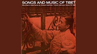 Shi Chung Jomo (Western Tibetan Song)