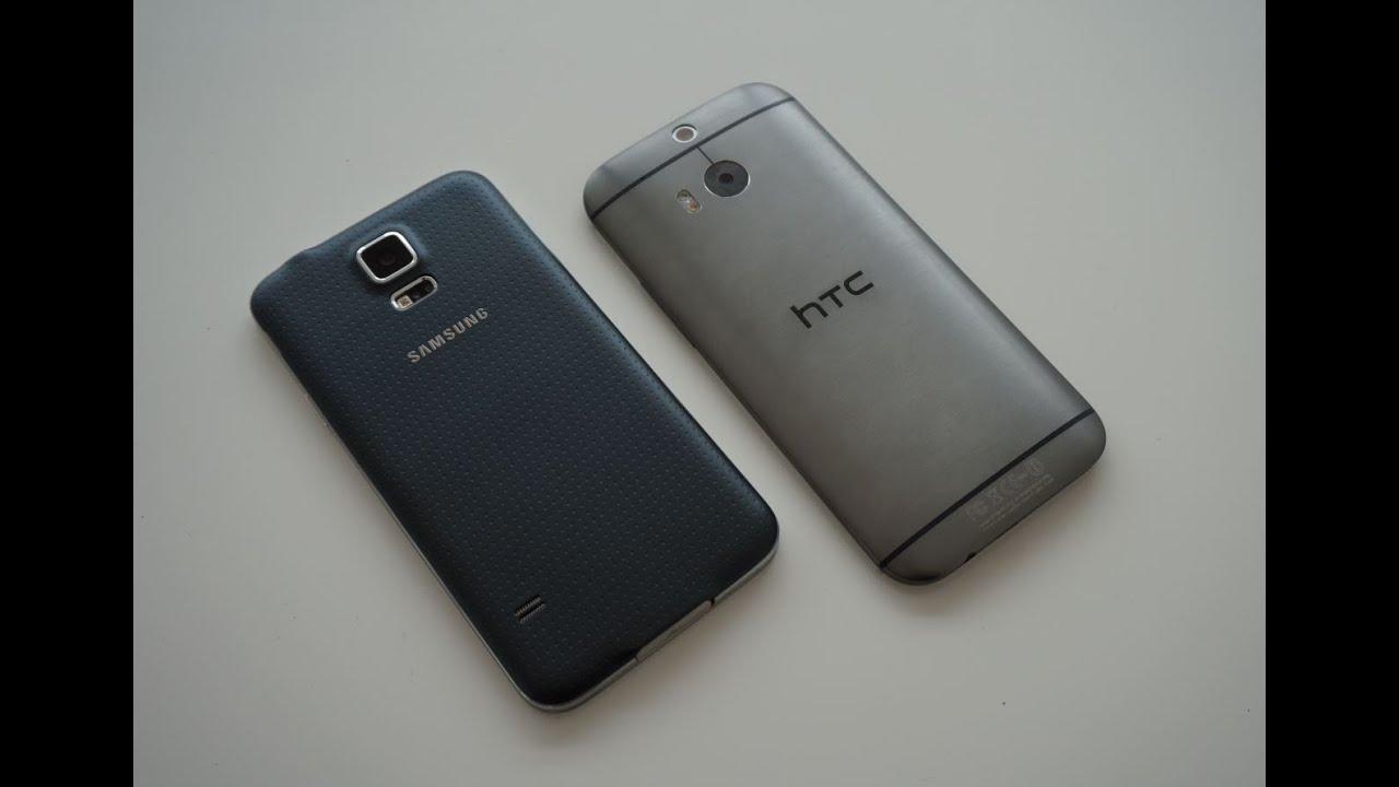 Samsung Galaxy S5 vs. HTC One M8 Vergleich - YouTubeHtc One Max Vs Galaxy S5