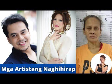 Mga Artistang Sikat Noon, Naghihirap na Ngayon?