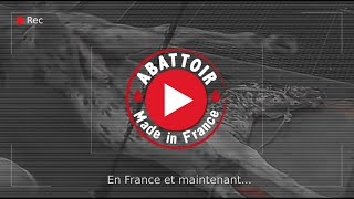 Abattoir made in France - Alès (English subtitles)