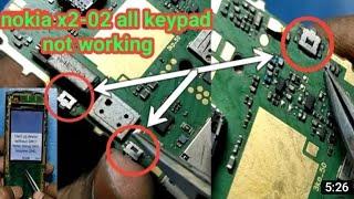 nokia x2 power key on off problems