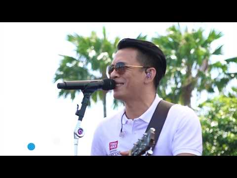 ARIEL 'NOAH' -  MENGHAPUS JEJAKMU (LIVE PERFORM) #GLEGAR48THDAHLIAFM
