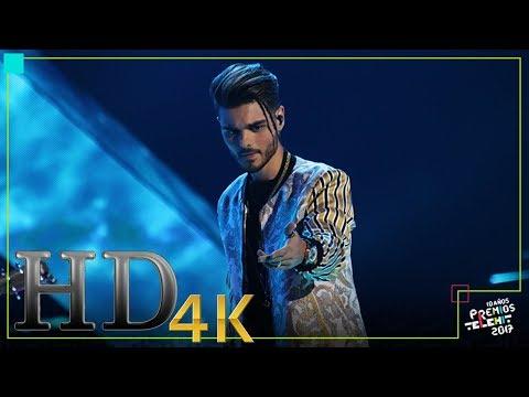 Abraham Mateo ~ Loco Enamorado (Actuación, Premios Telehit) (Live) 2017 HD 4K