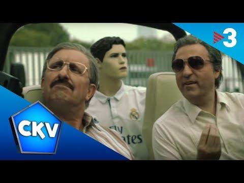 """Crackòvia - Florentino Pérez i Josep Pedrerol a """"Narcos"""""""