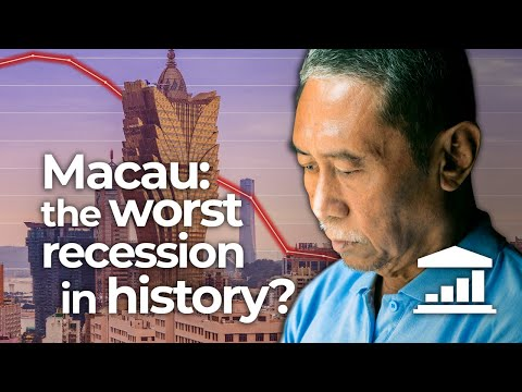 Why does MACAU want to become the NASDAQ of CHINA? (with Xi Jinping's support) - VisualPolitik EN