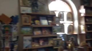 церковная лавка в Коренной пустынь(, 2014-04-28T15:16:04.000Z)