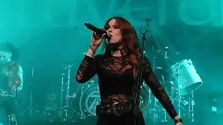 ELUVEITIE (live at ARENA VIENNA 2019-12-08) 05 Quoth the Raven - 06 Slumber
