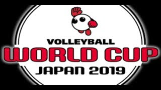 Japan Vs USA Women's World Cup Volleyball 2019 LIVE