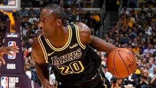 10-Year NBA G League Andre Ingram Scores 19 Points In NBA Debut With Lakers