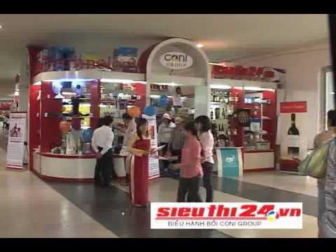 Sieuthi24 - Kênh mua sắm của nhịp sống năng động