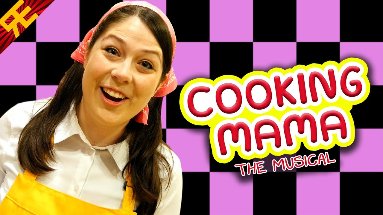 COOKING MAMA: The Musical [by Random Encounters]