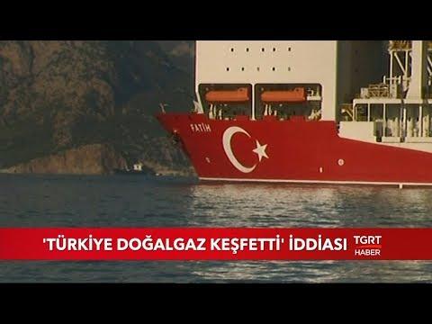 'Türkiye Doğu Akdeniz'de Doğalgaz Rezervi Keşfetti' İddiası