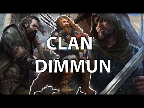 Gwent: The Witcher Card Game - Skellige Clan Dimmun deck - Crach an Craite Gameplay thumbnail