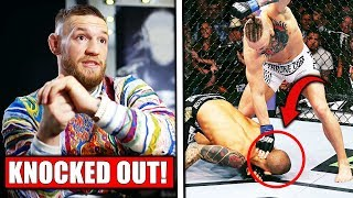 Conor McGregor TAUNTS Dustin Poirier for rematch call out, Poirier responds, Justin Gaethe vs. Conor