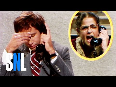Weekend Update on the Martin and Lewis Reunion (ft. Chevy Chase & Gilda Radner)