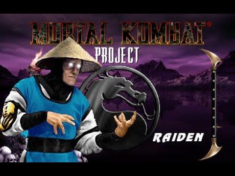 MK Project 4.1 S2 Final Update 5 - Raiden Playthrough