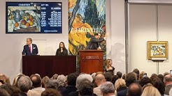 Live Stream | Impressionist and Modern Art Evening Sale | 13 May 2019 | Christie's
