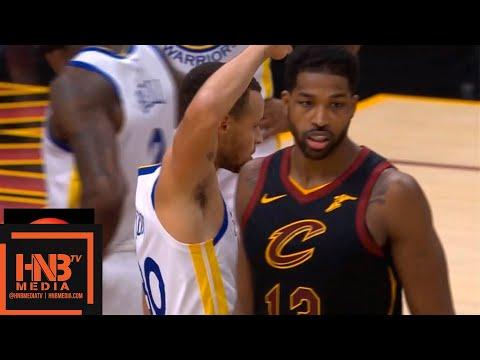 Golden State Warriors vs Cleveland Cavaliers 1st Half Highlights | 12.05.2018, NBA Season