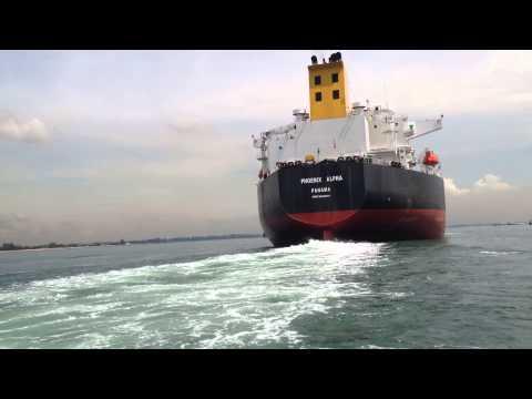 Ship - Phoenix Alpha -  Crude Oil Tanker