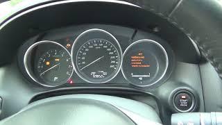 Ініціалізація нового акумулятора на Mazda CX-5