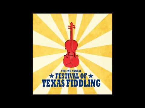 Brian Marshall, Best of the 2nd Festival of Texas Fiddling cd