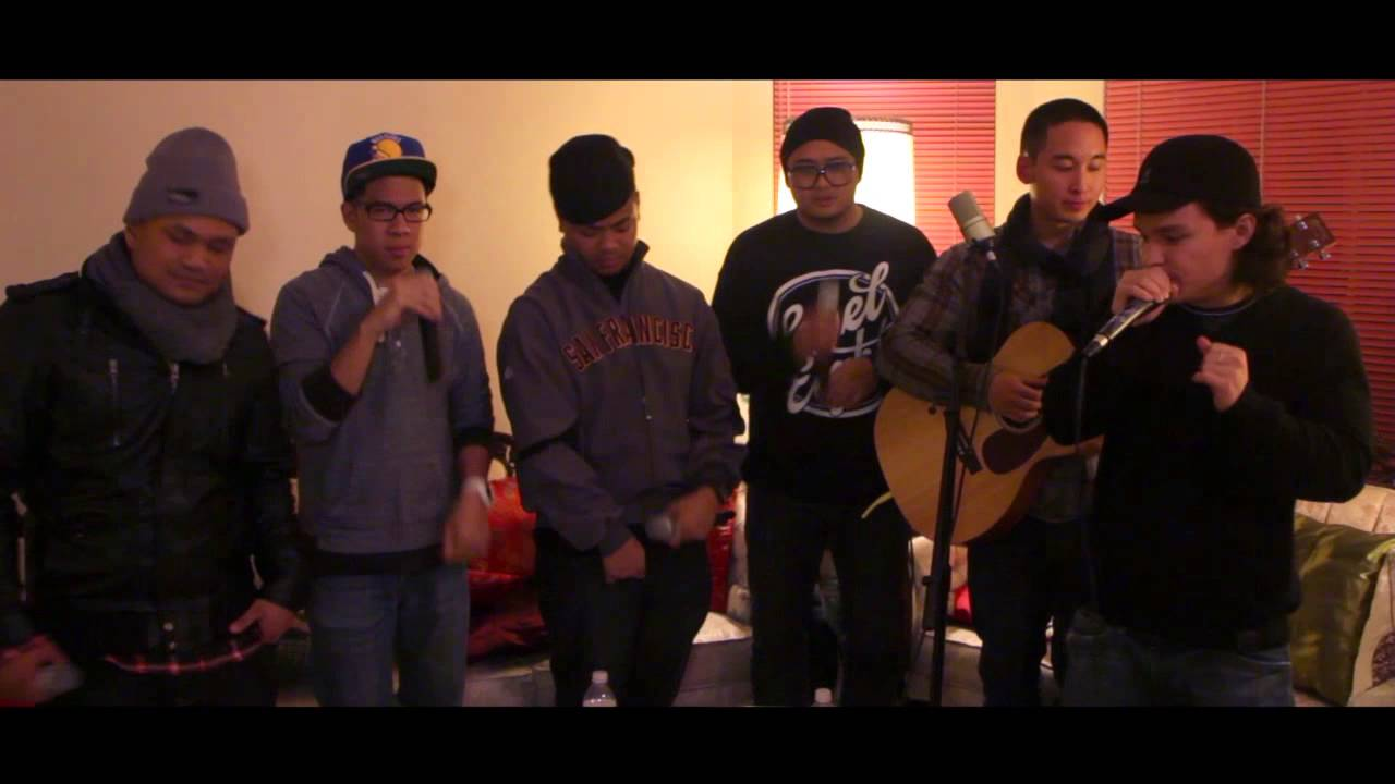 Let It Snow (Boyz II Men Cover) - ANAK ft. ThePizzaFactory and MikeeMic