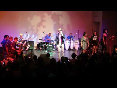 Santiago Stuttering Town- London Calypso Monarch Finals 2016