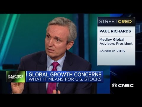 Last thing market wants is for Fed to cut rates over trade tensions, says Paul Richards
