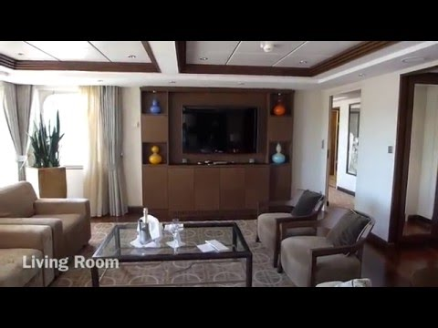 Celebrity Solstice Penthouse Suite Tour #1616