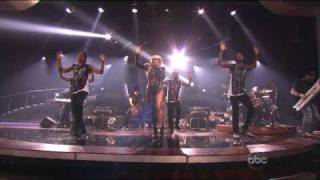 Lady Gaga Just Dance live on Dancing With The Stars Finale 19/5/09 GREAT VOCALS! HDTV 720p.