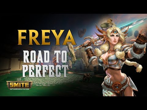 SMITE! Freya, Un nuevo ban necesario?! Road To Perfect S5 #4