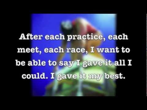 SMC Swim Team Quotes - YouTube