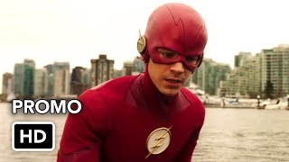"The Flash 5x15 Promo ""King Shark vs. Gorilla Grodd"" (HD) Season 5 Episode 15 Promo"