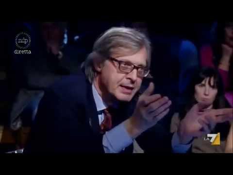 NIENTE DI PERSONALE 29/03/2011 - L'intervista a Vittorio Sgarbi