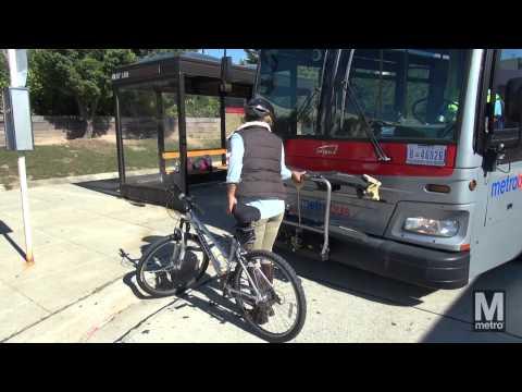 Taking Your Bike on Metrobus