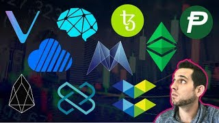 📈 $LOOM Pumps! Coinbase Lists $ETC | Skycoin Hardware | Vitalik Slams Tezos | $SKY $VEN $XTZ $MORPH