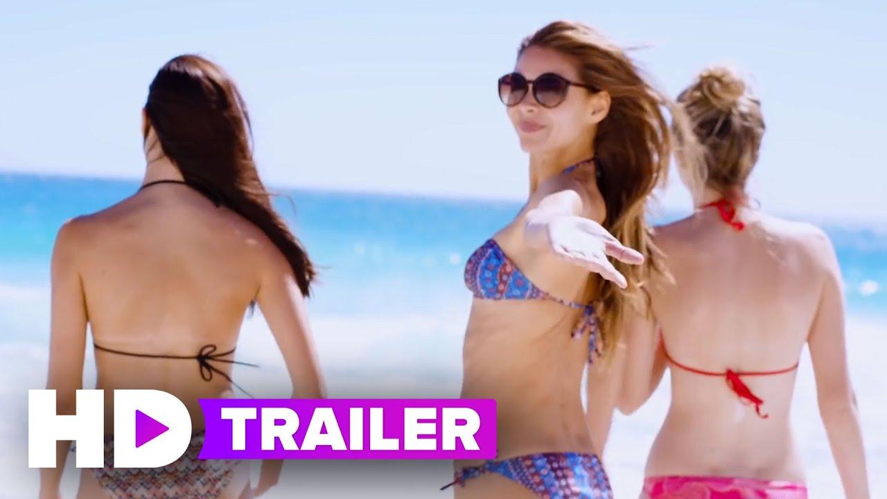Bikini Royale Trailer netflix horror series i-land is like fyre festival with
