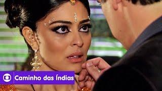 Caminho das Índias: capítulo 118 da novela, quarta, 6 de janeiro, na Globo