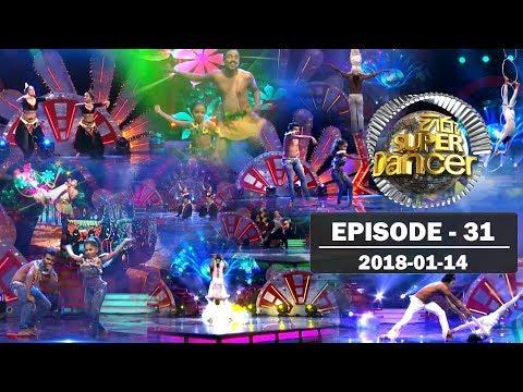 Hiru Super Dancer | Episode 31 | 2018-01-14
