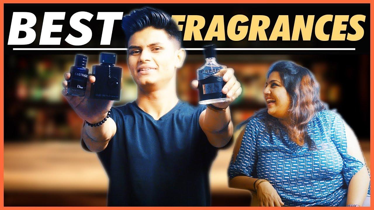 Top 4 BEST Fragrances for INDIAN MEN | Aventus vs Sauvage vs Club De Nuit |  Mayank Bhattacharya