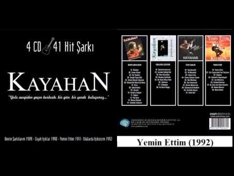 Kayahan - Yemin Ettim (CD 4) (1992) (Albüm)