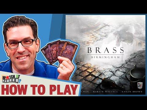 Brass: Birmingham - How To Play