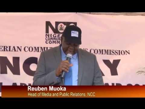NCC @2015  Abuja Trade Fair