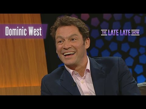 Dominic West on being a 'groomzilla' | The Late Late Show