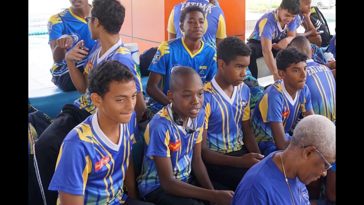 Fatima College Water Polo Team