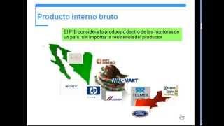 Medición del PIB: enfoques de gasto e ingreso / CESUN Universidad Tijuana