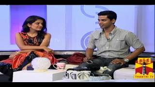 NATPUDAN APSARA - Singer Krish & Actress Vishakha  Seg-3 Thanthi TV 21.12.2013