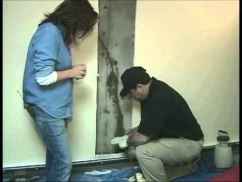 """A-1 Foundation Crack Repair Inc. """"How to Repair a Foundation Crack"""" on American Builder TV Series"""