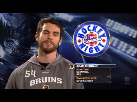Thank you Quaider - Adam McQuaids best Bruins moments [HD]
