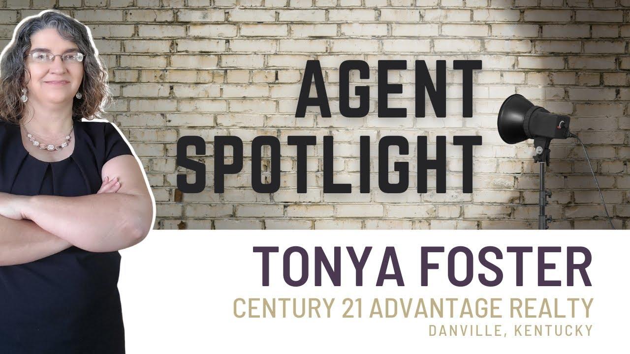 Agent Spotlight Tonya Foster, Danville Kentucky